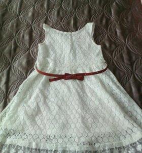 Детское платья.