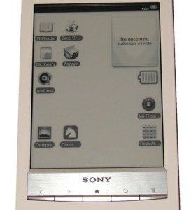Sony prs t1 сенсорный ридер