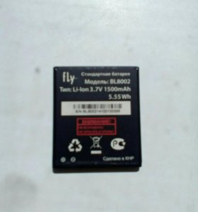 Аккумулятор от Fly iq4490i