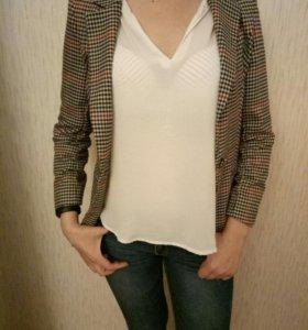 Пиджак приталенный
