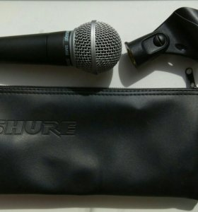 Shure SM-58 LC