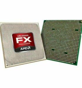 AMD fx-6300 Black Edition + охлаждение Deepcool
