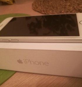 Iphone 6 16gb полный комплект, чек