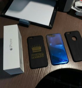 IPhone 6 (16gb, space gray)