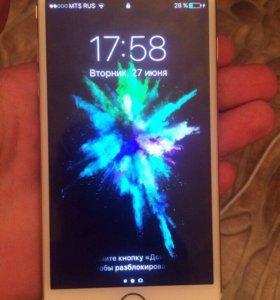 Продам iPhone 6, 16гб