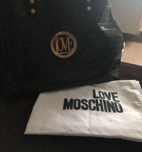 Сумка оригинал LOVE MOSCHINO