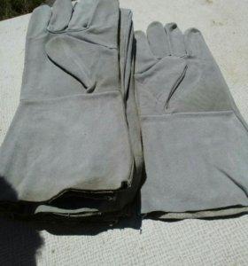 3 пары .Сварочные перчатки
