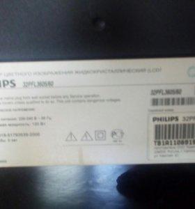 Телевизор PHILIPS 32PFL3605/60