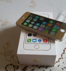 iPhone 5s 16 g GOLD