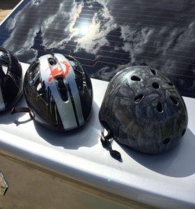 Защитный шлем для активного отдыха