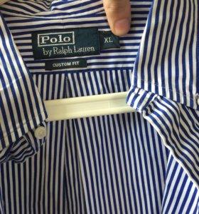 ( Ralph Lauren )Рубашка в отличном состоянии