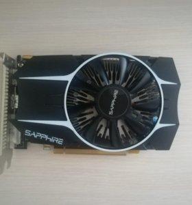 Видеокарта Sapphire AMD Radeon R7 260X