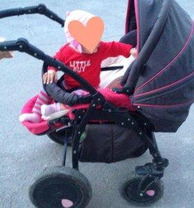 Детская коляска Zippi Tutis 2в 1