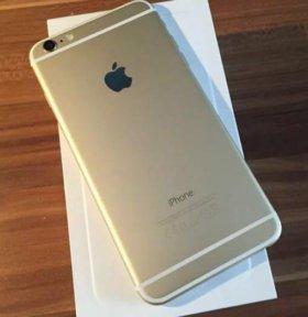 iPhone 6 Plus 64gb gold РОСТЕСТ