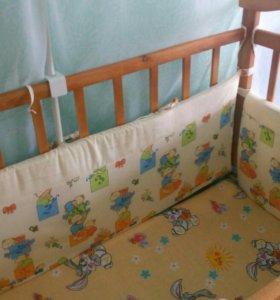 Продам кроватку, срочно !!!
