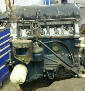 Двигатель ВАЗ 2106 инжектор