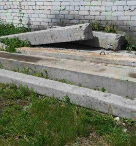 Сваи бетонные