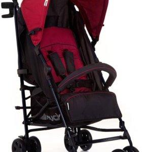 Детская прогулочная коляска 0+ Hauck speed plus