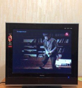 жк телевизор с dvd 22 дюйма