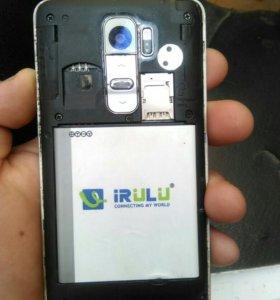 Телефон IRULU U2