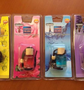 Авто ароматизаторы