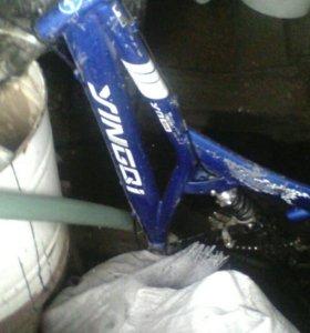 Велосипед скаростной