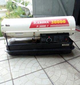 Тепловая пушка на жидком топливе. 30квт