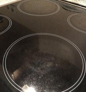 Электрическая плита и духовка indesit