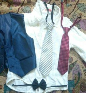 Костюм для мальчика без галстука