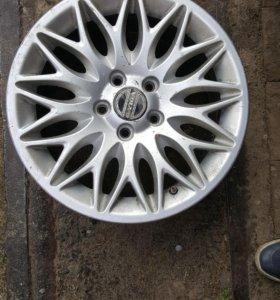 """Оригинальные диски """"Volvo"""" R16 5/108"""