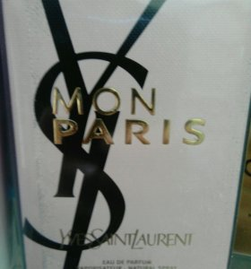 Yves Saint Laurent парфюм женский