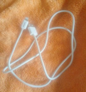 Usb зарядный провод на айфон 5,5s