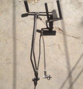 Ручное управление для инвалидов