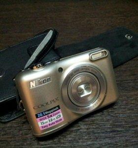 Фотоаппарат Nikon coolpix L28