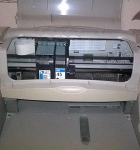 Принтер HP Deskjet 950c