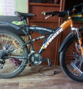 Велосипед Fighter sx3500