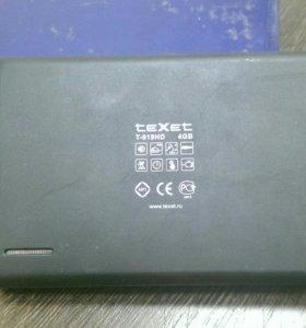 MP3 плеер Тексет Т 919 HD 4GB