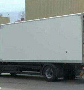Грузоперевозки 10 тонн по Москве и МО