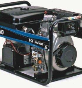 Сварочный генератор дизельный SDMO VX 180/4 DE XL