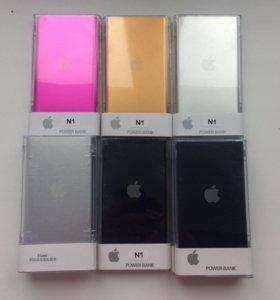 PowerBank Apple New портативный аккумулятор