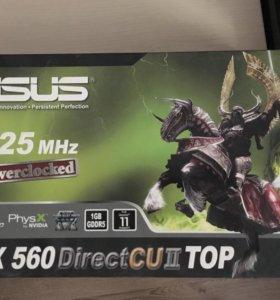 Asus gtx560 1gb
