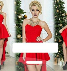 Продам платье размер (М) 44-46