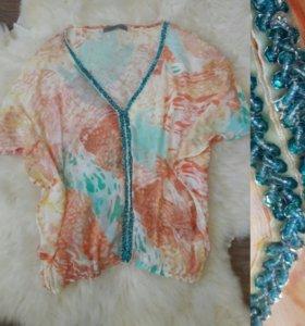 Блуза очень красивая 40-44