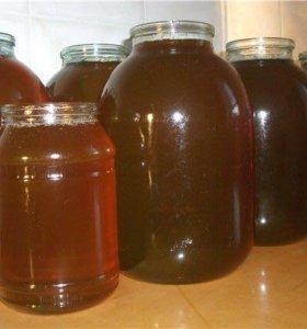 Мёд (разнотравье)