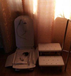 Подъёмник для инвалидов. Новыи