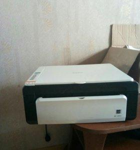 МФУ лазерное Ricon sp 100su