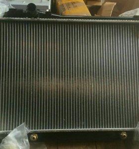 Радиатор на 2LT