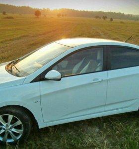 Диски Hyundai Solaris R16 оригинальные