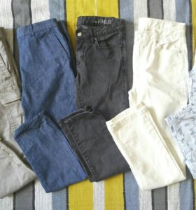 Брюки и джинсы Gap