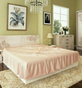 Кровать с матрасом 160/200 Новая!